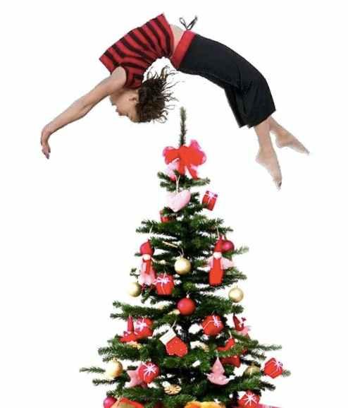 Christmas Gymnastics