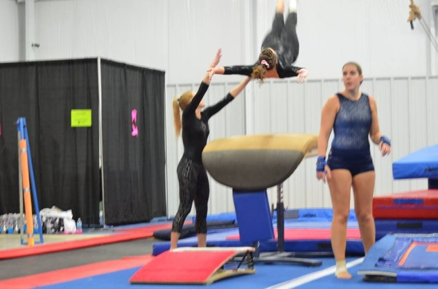 Adult Summer Gymnastics Camp 2015 – Gymnastics Coaching.com